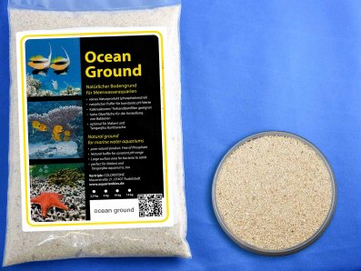 Ocean Ground / Korallensand 0,5 - 1,0 mm