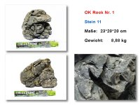 OK Rock Nr. 1 - showpiece Nr. 11