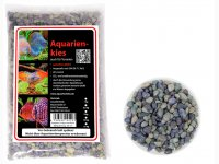 Color gravel mixture Purple Jade...